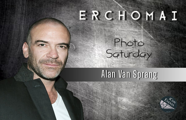 Alan Van Sprang Photo Saturday