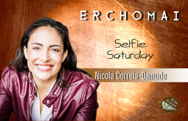 Nicola Correia-Damude Selfie Saturday