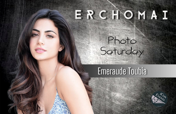 Emeraude Toubia Photo Saturday